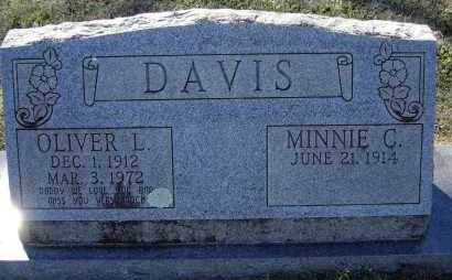 DAVIS, OLIVER LEROY - Lawrence County, Arkansas | OLIVER LEROY DAVIS - Arkansas Gravestone Photos