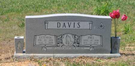 DAVIS, PAUL - Lawrence County, Arkansas | PAUL DAVIS - Arkansas Gravestone Photos