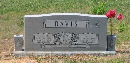 DAVIS, PAUL - Lawrence County, Arkansas | PAUL DAVIS - Arkansas Gravestone Photos