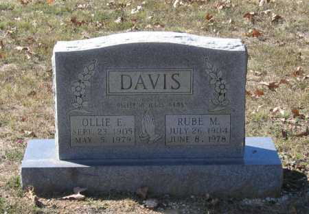 SANDERS DAVIS, OLLIE EARNESTINE - Lawrence County, Arkansas | OLLIE EARNESTINE SANDERS DAVIS - Arkansas Gravestone Photos