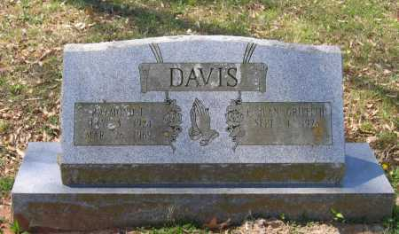 DAVIS, RAYMOND T. - Lawrence County, Arkansas | RAYMOND T. DAVIS - Arkansas Gravestone Photos