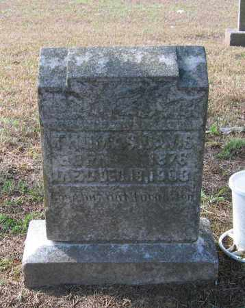 DAVIS, THOMAS - Lawrence County, Arkansas | THOMAS DAVIS - Arkansas Gravestone Photos