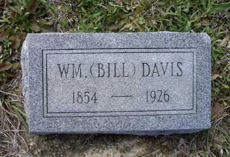 "DAVIS, WILLIAM ""BILL"" - Lawrence County, Arkansas | WILLIAM ""BILL"" DAVIS - Arkansas Gravestone Photos"