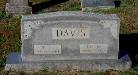 ORRICK DAVIS, IDA M. - Lawrence County, Arkansas | IDA M. ORRICK DAVIS - Arkansas Gravestone Photos