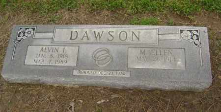 DAWSON, ALVIN ISIAH - Lawrence County, Arkansas | ALVIN ISIAH DAWSON - Arkansas Gravestone Photos