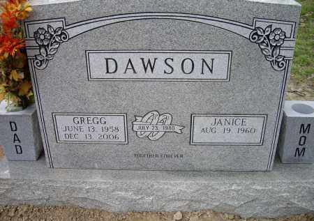 "DAWSON, GREGORY A. ""GREGG"" - Lawrence County, Arkansas 