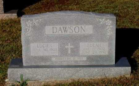 MORGAN DAWSON, EULAH - Lawrence County, Arkansas | EULAH MORGAN DAWSON - Arkansas Gravestone Photos