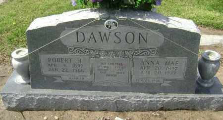 DAWSON, ROBERT HENDERSON - Lawrence County, Arkansas | ROBERT HENDERSON DAWSON - Arkansas Gravestone Photos
