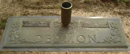 DEDMON, ANNA M. - Lawrence County, Arkansas | ANNA M. DEDMON - Arkansas Gravestone Photos