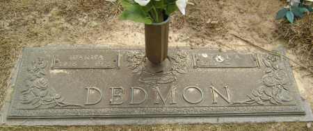 DEDMON, JUANITA - Lawrence County, Arkansas | JUANITA DEDMON - Arkansas Gravestone Photos