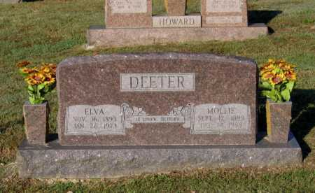 DAWSON DEETER, MOLLIE - Lawrence County, Arkansas | MOLLIE DAWSON DEETER - Arkansas Gravestone Photos