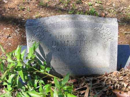 DEMASTERS, ERNEST RAY - Lawrence County, Arkansas | ERNEST RAY DEMASTERS - Arkansas Gravestone Photos