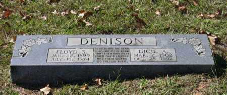 BELL DENISON, DICIE ARMANDA - Lawrence County, Arkansas | DICIE ARMANDA BELL DENISON - Arkansas Gravestone Photos