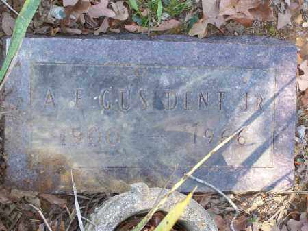 "DENT, JR., AUGUSTA EMMITT ""A. E."" - Lawrence County, Arkansas 