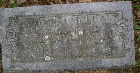 DENT, DEANNA - Lawrence County, Arkansas | DEANNA DENT - Arkansas Gravestone Photos