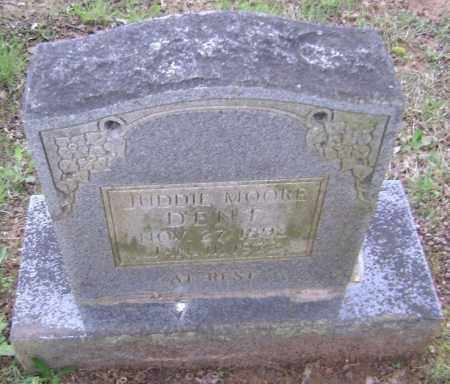 "DENT, JUDDY MOORE ""JUDDIE"" - Lawrence County, Arkansas 