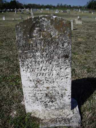 DENTON, WILLIAM - Lawrence County, Arkansas | WILLIAM DENTON - Arkansas Gravestone Photos
