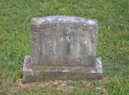 DEYLING, ALVA - Lawrence County, Arkansas | ALVA DEYLING - Arkansas Gravestone Photos
