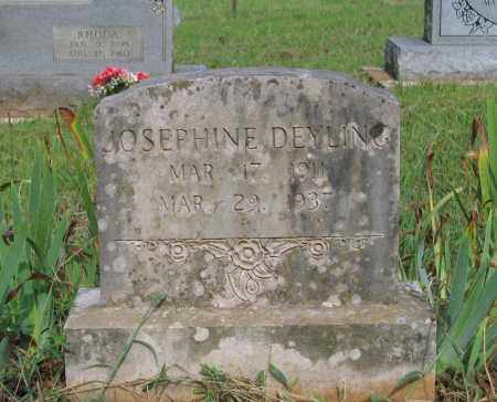 DEYLING, JOSEPHINE VIOLA - Lawrence County, Arkansas | JOSEPHINE VIOLA DEYLING - Arkansas Gravestone Photos