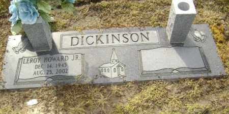 DICKINSON JR, REV, LEROY HOWARD - Lawrence County, Arkansas | LEROY HOWARD DICKINSON JR, REV - Arkansas Gravestone Photos