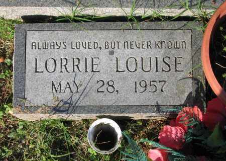 DICKISON, LORRIE LOUISE - Lawrence County, Arkansas | LORRIE LOUISE DICKISON - Arkansas Gravestone Photos