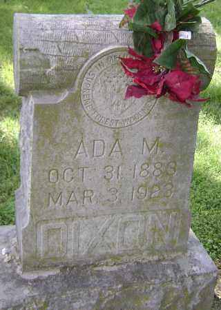 DIXON, ADA M. - Lawrence County, Arkansas | ADA M. DIXON - Arkansas Gravestone Photos