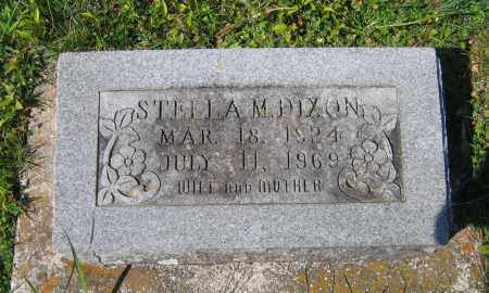 DIXON, STELLA MAE - Lawrence County, Arkansas | STELLA MAE DIXON - Arkansas Gravestone Photos