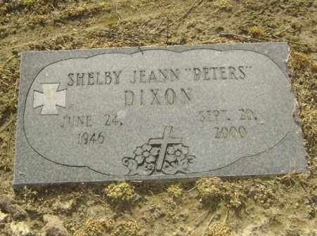 DIXON, SHELBY JEANN GARLAND PETERS - Lawrence County, Arkansas | SHELBY JEANN GARLAND PETERS DIXON - Arkansas Gravestone Photos