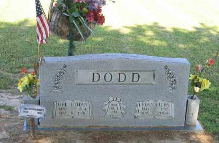 DODD, UEL ETHAN - Lawrence County, Arkansas | UEL ETHAN DODD - Arkansas Gravestone Photos