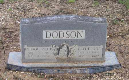 DODSON, ESTHER RUTH - Lawrence County, Arkansas | ESTHER RUTH DODSON - Arkansas Gravestone Photos
