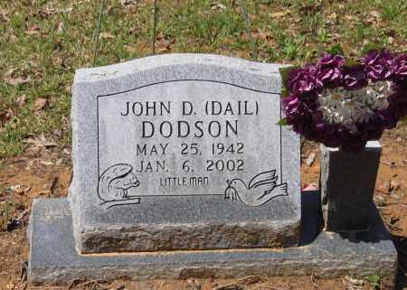 DODSON, JOHN DANIEL DAIL - Lawrence County, Arkansas | JOHN DANIEL DAIL DODSON - Arkansas Gravestone Photos