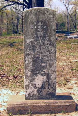 DODSON (VETERAN WWI), MELVIN - Lawrence County, Arkansas | MELVIN DODSON (VETERAN WWI) - Arkansas Gravestone Photos