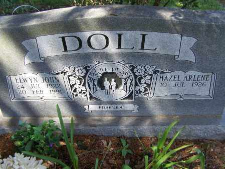 DOLL, ELWYN JOHN - Lawrence County, Arkansas | ELWYN JOHN DOLL - Arkansas Gravestone Photos