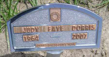 DORRIS, JUDY FAYE - Lawrence County, Arkansas | JUDY FAYE DORRIS - Arkansas Gravestone Photos