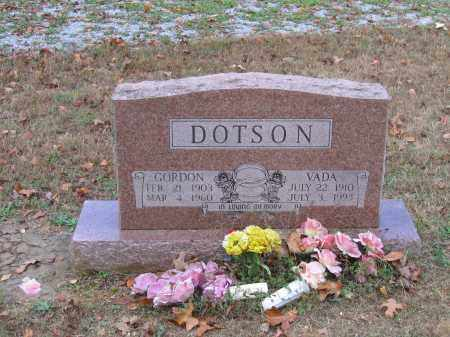 DOTSON, VADA LOIS - Lawrence County, Arkansas | VADA LOIS DOTSON - Arkansas Gravestone Photos