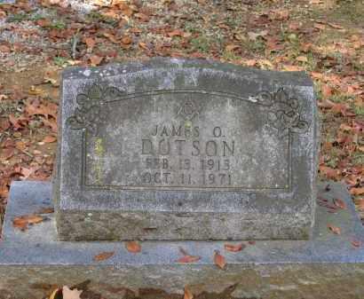 DOTSON, JAMES ORDEN - Lawrence County, Arkansas | JAMES ORDEN DOTSON - Arkansas Gravestone Photos