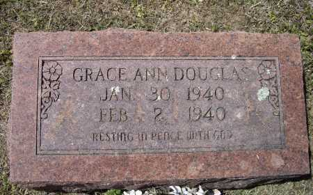 DOUGLAS, GRACE ANN - Lawrence County, Arkansas | GRACE ANN DOUGLAS - Arkansas Gravestone Photos
