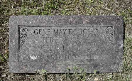 DOUGLAS, GENE MAY - Lawrence County, Arkansas | GENE MAY DOUGLAS - Arkansas Gravestone Photos