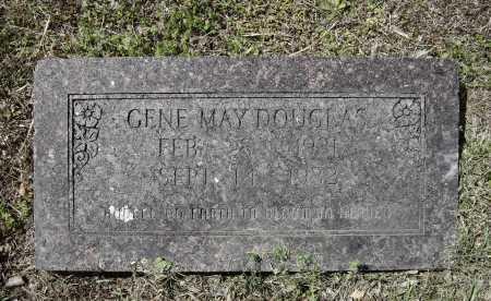 DOUGLAS, GENE MAY - Lawrence County, Arkansas | GENE MAY DOUGLAS - Arkansas Gravestone Photos