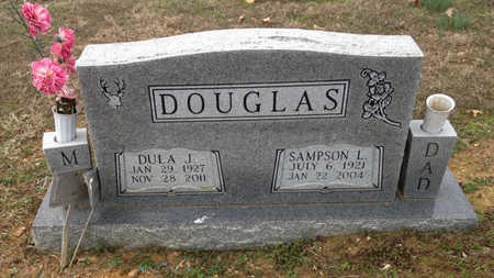 "DOUGLAS, SAMPSON L. ""SAM"" - Lawrence County, Arkansas 