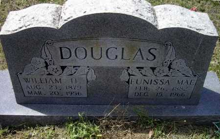 DOUGLAS, EUNISSA MAE - Lawrence County, Arkansas | EUNISSA MAE DOUGLAS - Arkansas Gravestone Photos