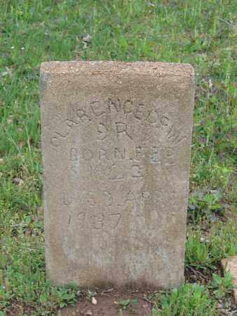 DOW, CLARENCE - Lawrence County, Arkansas   CLARENCE DOW - Arkansas Gravestone Photos