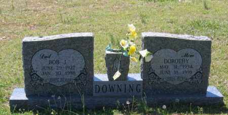WOODSON DOWNING, DOROTHY JEAN - Lawrence County, Arkansas | DOROTHY JEAN WOODSON DOWNING - Arkansas Gravestone Photos