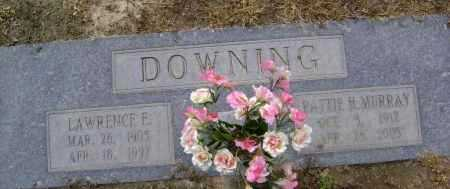 MURRAY DOWNING, PATTIE H. - Lawrence County, Arkansas | PATTIE H. MURRAY DOWNING - Arkansas Gravestone Photos
