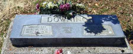 DOWNING, MELVIN LEE - Lawrence County, Arkansas | MELVIN LEE DOWNING - Arkansas Gravestone Photos