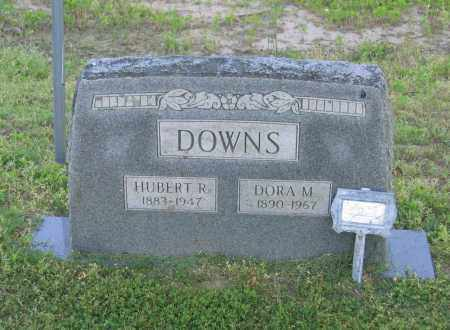 DOWNS, HUBERT R. - Lawrence County, Arkansas | HUBERT R. DOWNS - Arkansas Gravestone Photos
