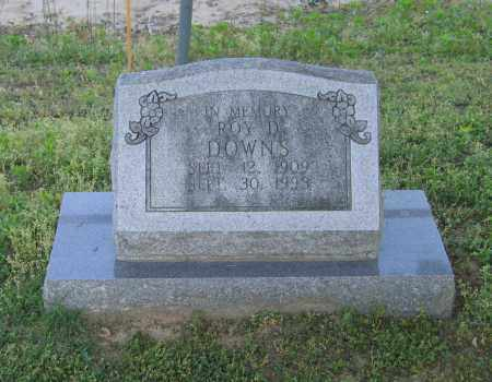 DOWNS, ROY D. - Lawrence County, Arkansas | ROY D. DOWNS - Arkansas Gravestone Photos