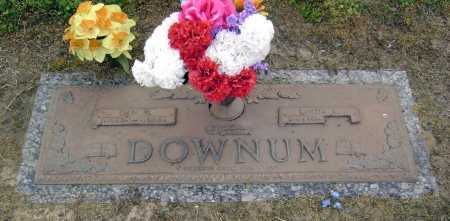DOWNUM, DAN R. - Lawrence County, Arkansas | DAN R. DOWNUM - Arkansas Gravestone Photos