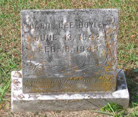 DOYLE, CAROL LEE - Lawrence County, Arkansas | CAROL LEE DOYLE - Arkansas Gravestone Photos