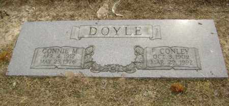 THOMAS DOYLE, CONNIE M. - Lawrence County, Arkansas | CONNIE M. THOMAS DOYLE - Arkansas Gravestone Photos